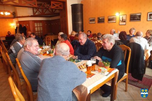 Posezení seniorů 2015