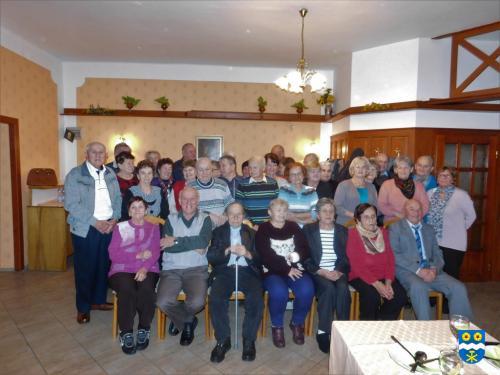 Posezení seniorů 2016